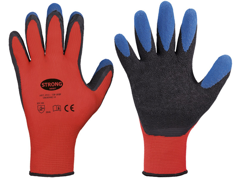 stronghand® 0523 Handschuhe - Latex