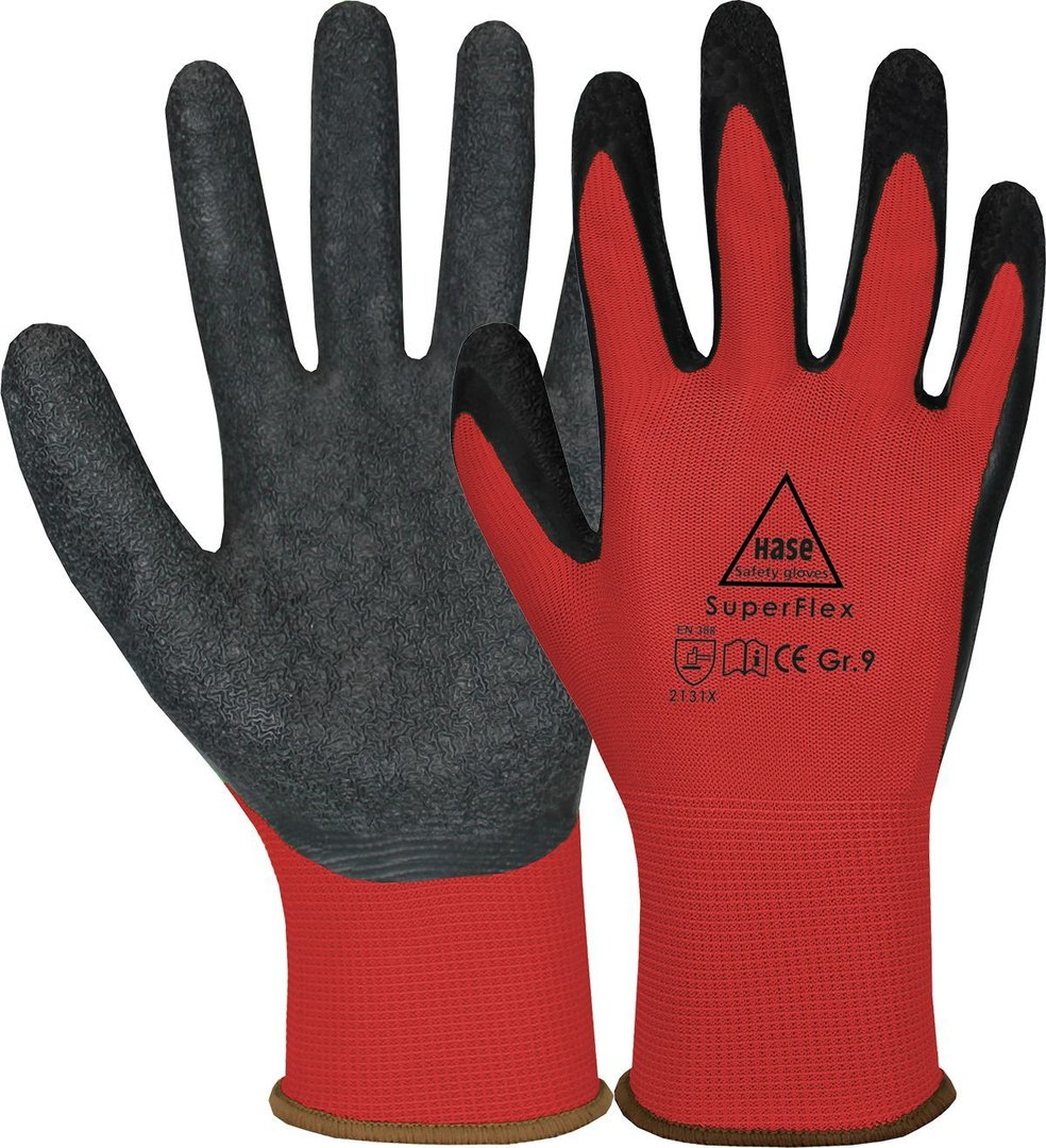 HASE® 508610R - Latex - Superflex Red