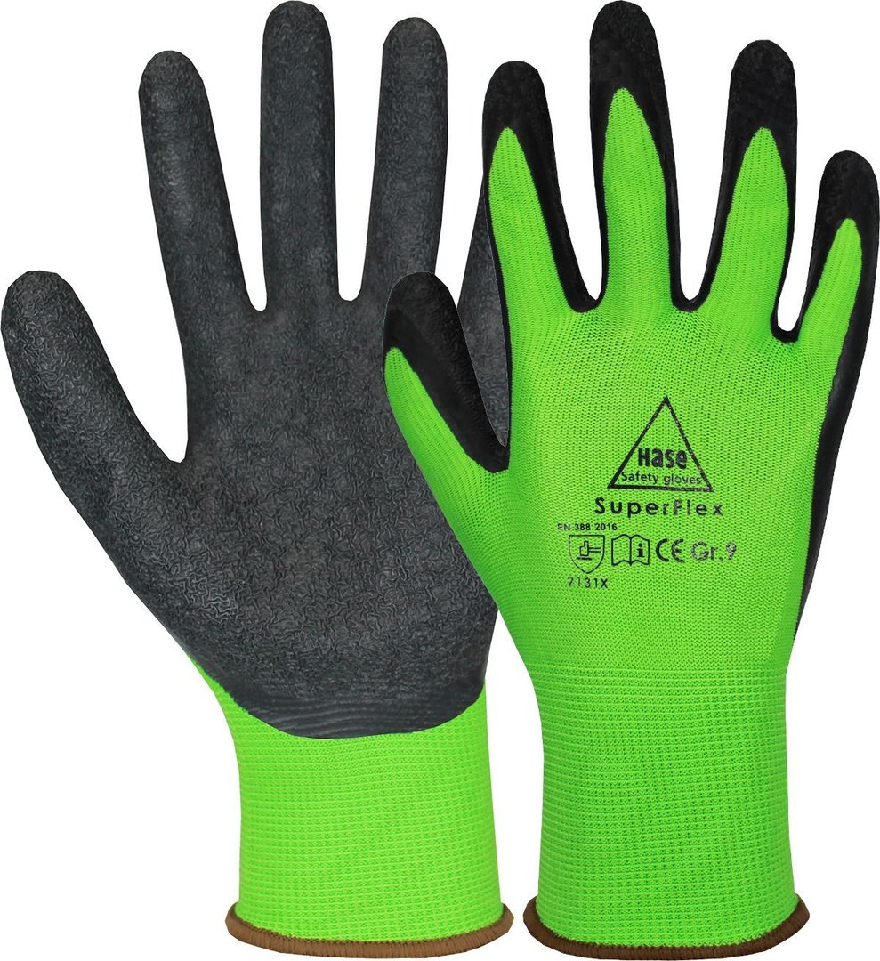 HASE® 508610GR - Latex - Superflex Green